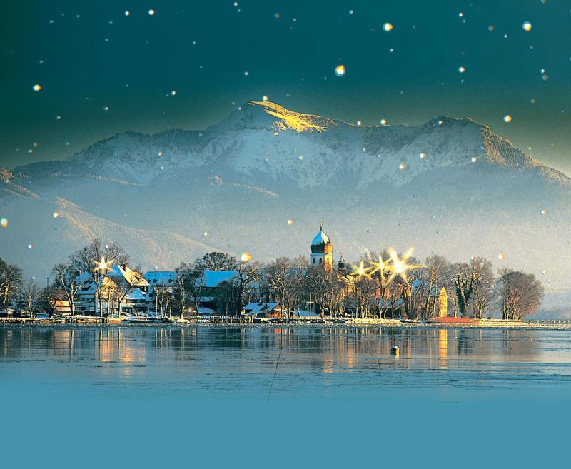 Chiemsee & Salzburg Advent