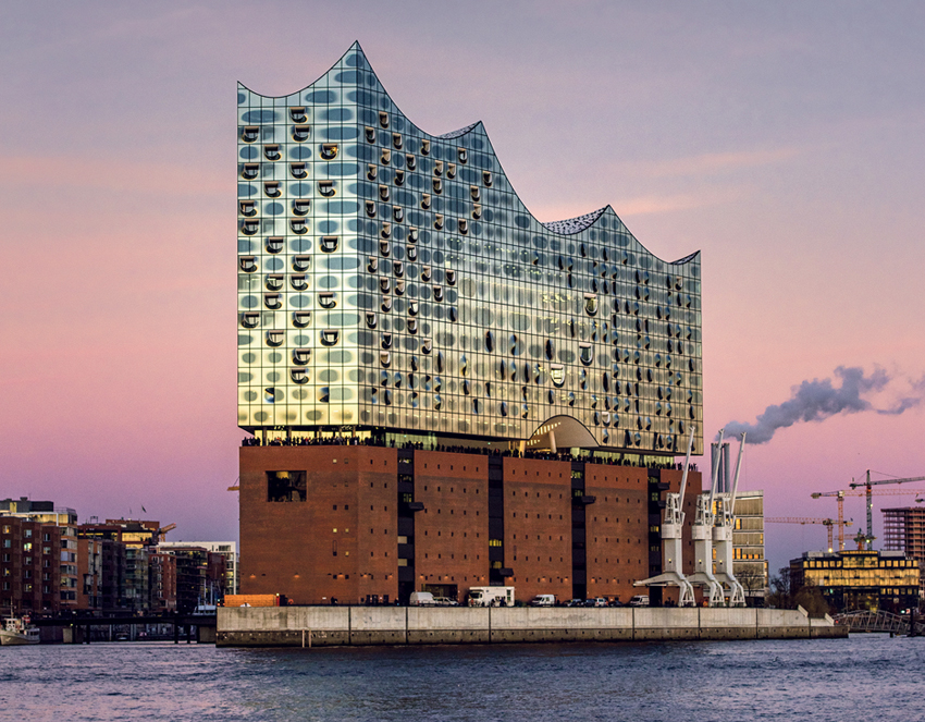 Elbphilharmonie Hamburg Philip Glass