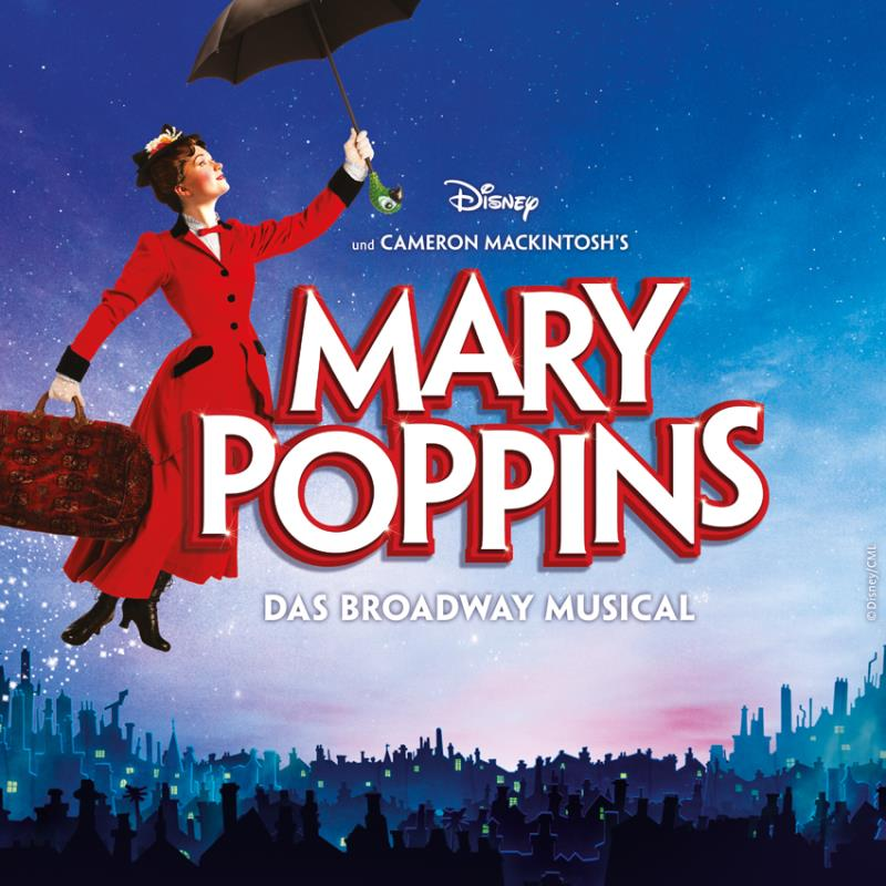 Hamburg Musical Mary Poppins